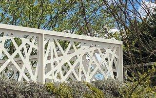 dani alu - Système de garde-corps en aluminium, au design acier, pour balcon et toiture-terrasse. - Batiweb