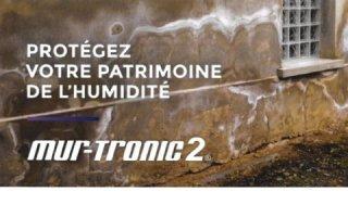 Protégez votre patrimoine de l'humidité avec Mur-Tronic 2®