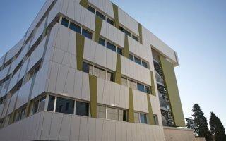 Fahrenheit, un bâtiment à la façade résolument moderne, graphique et vertueuse