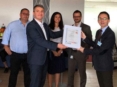 Santé et Sécurité au travail : PLACO® première entreprise certifiée ISO 45001 par SGS EN FRANCE Batiweb
