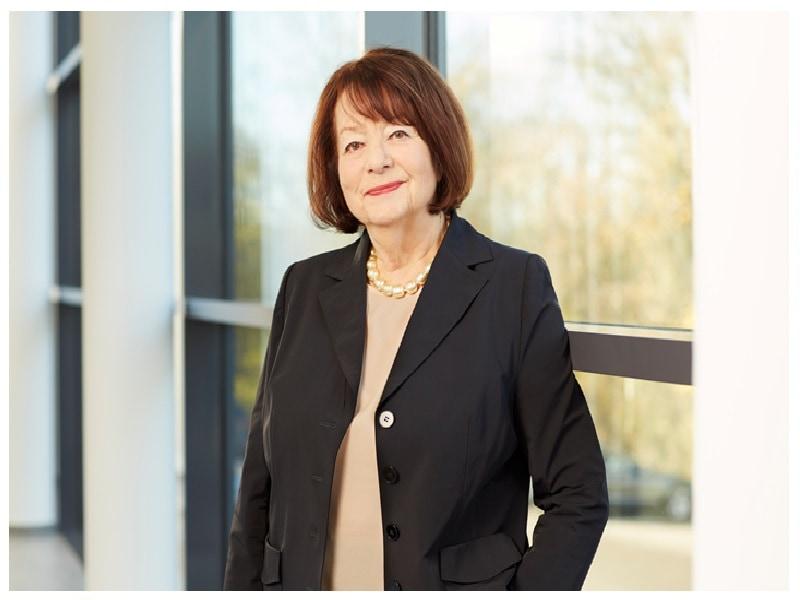 Brigitte Vöster-Alber fête son jubilé à la tête de GEZE - Batiweb