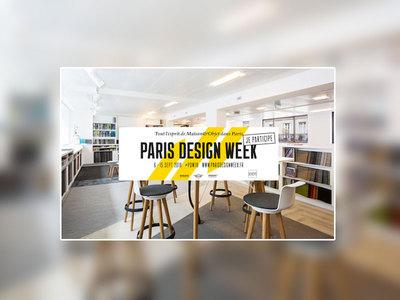 Interface vous accueille lors de la Paris Design Week 2018 Batiweb