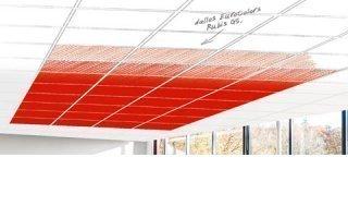 EUROCOUSTIC réinvente le plafond avec sa nouvelle offre décorative
