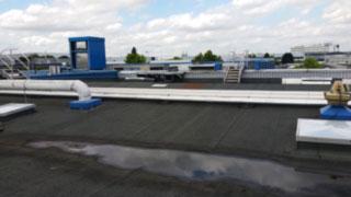 Une nouvelle étanchéité de toiture en ULTRAPLY™ TPO pour le centre de formation FLIGHTSAFETY au Bourget (93)