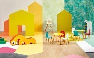 « En quoi la couleur influe-t-elle sur le développement et le bien-être dans les environnements éducatifs ? » Batiweb