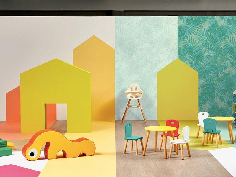 « En quoi la couleur influe-t-elle sur le développement et le bien-être dans les environnements éducatifs ? » - Batiweb