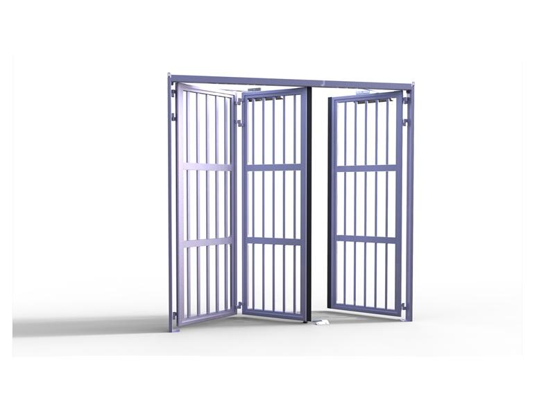 SAFIR W724 : là où les autres portes ne vont pas ! - Batiweb