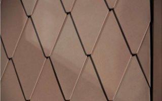Carré, losange ou en écaille, quel modèle préférez-vous pour vos tuiles en zinc ? - Batiweb