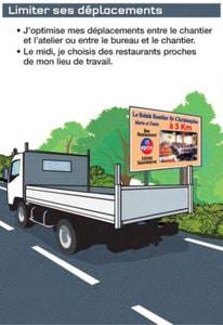 Information prévention : Risque routier – 10 actions de prévention Batiweb