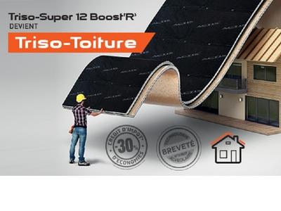 TRISO-SUPER 12 BOOST'R' devient TRISO-TOITURE Batiweb