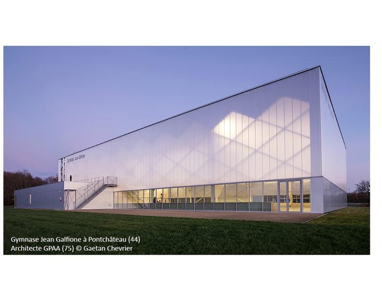 ARCOPLUS®, des solutions de façades et couvertures translucides innovantes pour le bâtiment