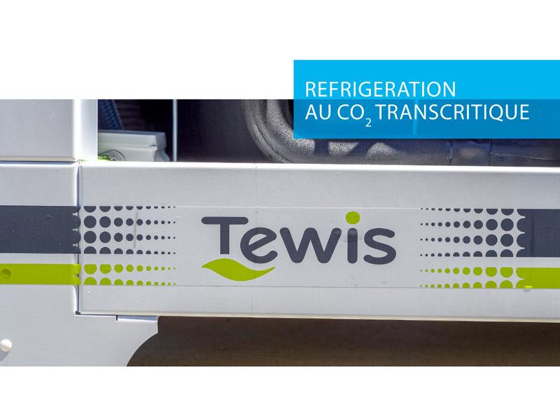 Solution de Réfrigération au co2 TRANSCRITIQUE : première installation en France pour DAIKIN !