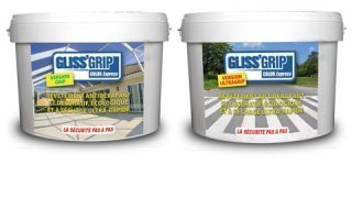 GLISS'GRIPColor Express® : la résine antidérapante, décorative et séchage ultra-rapide pour tous les sols  - Batiweb