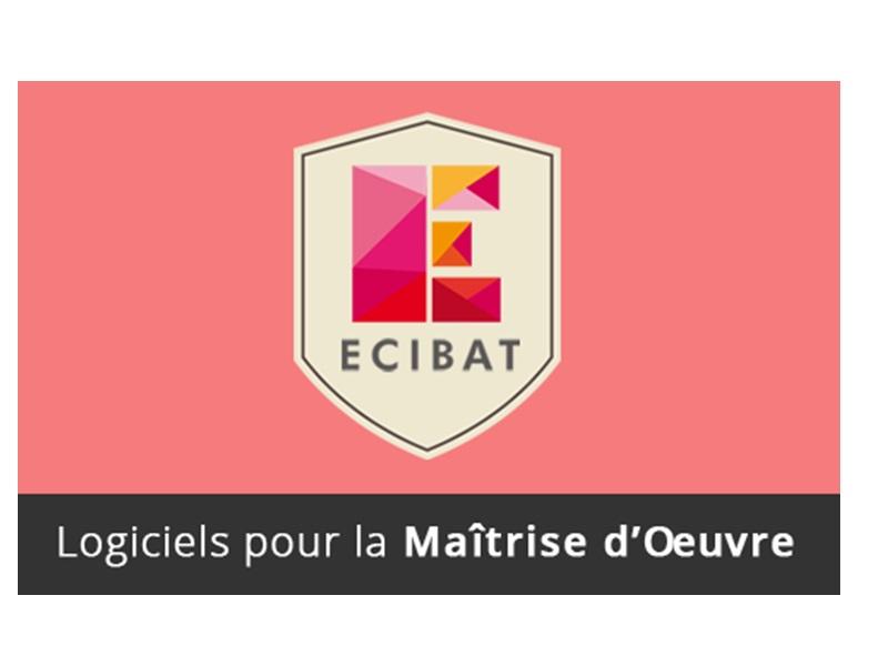 ECIBAT : Logiciels pour les Maîtres d'œuvre de la construction - Batiweb