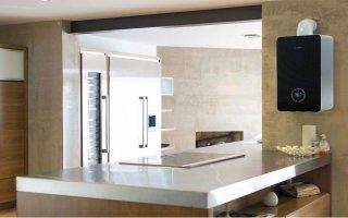 Nouvelles chaudières murales gaz à condensation dernière génération Condens 8700i W et Condens 8300i W - Bosch Thermotechnologie crée la rupture technologique et esthétique - Batiweb
