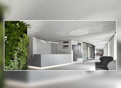 Nouveau siège CBRE à Milan : une collaboration exemplaire entre ARMSTRONG CEILING SOLUTIONS, LES ARCHITECTES ET LE MAÎTRE D'OUVRAGE Batiweb