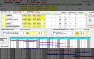 Les caractéristiques et possibilités du Logiciel Ecoplanning Batiweb