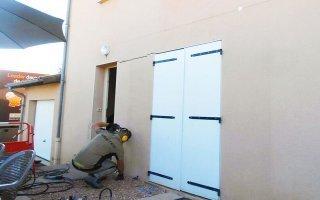 Un pavillon fissuré conforté grâce à la résine expansive URETEK®