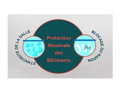 Protégez du radon toutes vos constructions ! Batiweb