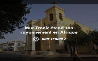 Un nouveau chantier d'envergure : la Cathédrale de Saint-Louis au Sénégal !