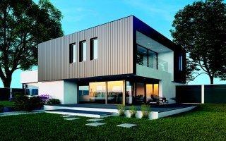 Nouveau bardage aluminium haut de gamme chez Deceuninck Batiweb