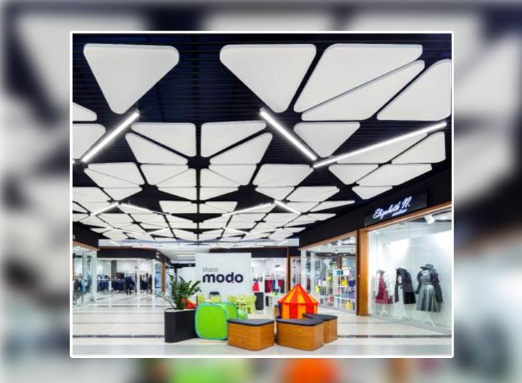 Les atouts des plafonds acoustiques ARMSTRONG CEILING SOLUTIONS