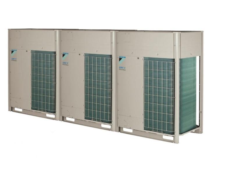 VRV IVe GÉNÉRATION optimisé pour les applications de chauffage - Batiweb