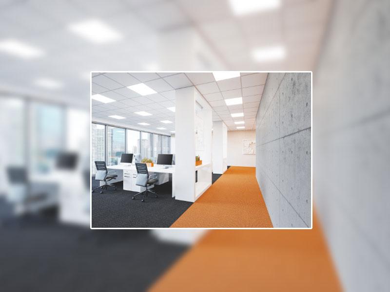 LEDVANCE INDIVILED® : Haute qualité de la lumière, faible éblouissement et design exclusif