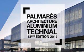 La 18ème édition du Palmarès Architecture Aluminium Technal est lancée !