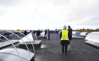 La nouvelle usine Guy Cotten capitalise le Facteur Lumière du Jour tout en réduisant ses émissions carbone Batiweb