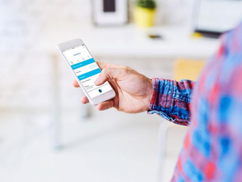 Hager Ready 2.0 : l'assistant digital des installateurs électriciens simplifie le démarrage des chantiers - Batiweb