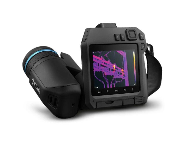 FLIR lance un nouveau modèle dans la Série T de caméras thermiques Expert