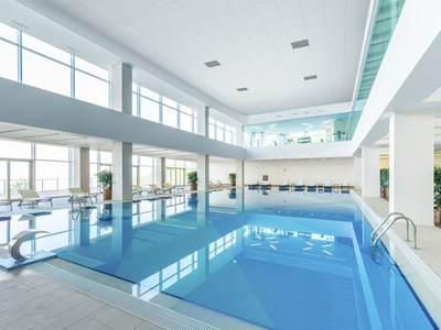 Ecophon : des solutions acoustiques dédiées aux piscines Batiweb