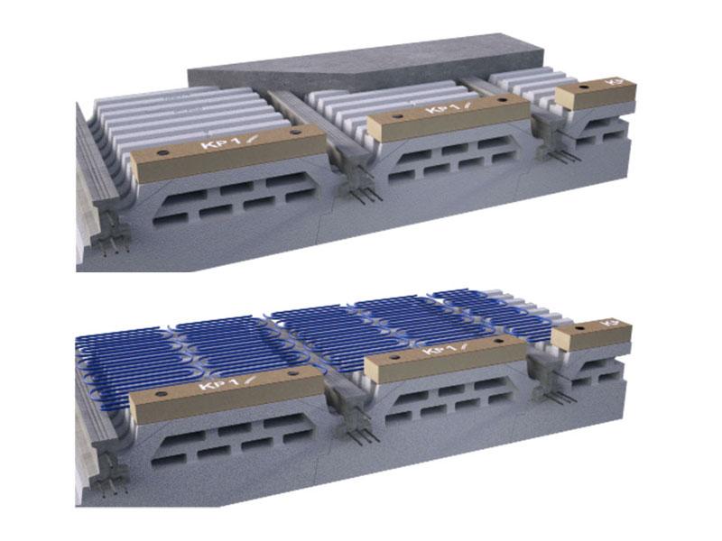 KP1 enrichit son offre de rupteurs thermiques pour planchers à poutrelles : deux nouvelles solutions aux performances renforcées