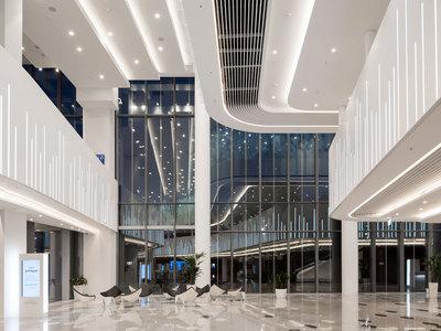 HI-MACS® donne le LA au Zaryadye Concert Hall de Moscou Batiweb