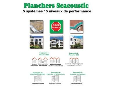 Planchers Seacoustic Batiweb