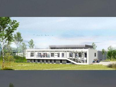 ATLANTEM inaugure son nouveau siège à Noyal-Pontivy (56) Batiweb