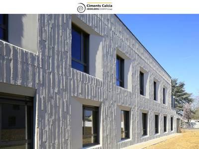 Le béton et la façade : une complicité en plein essor Batiweb