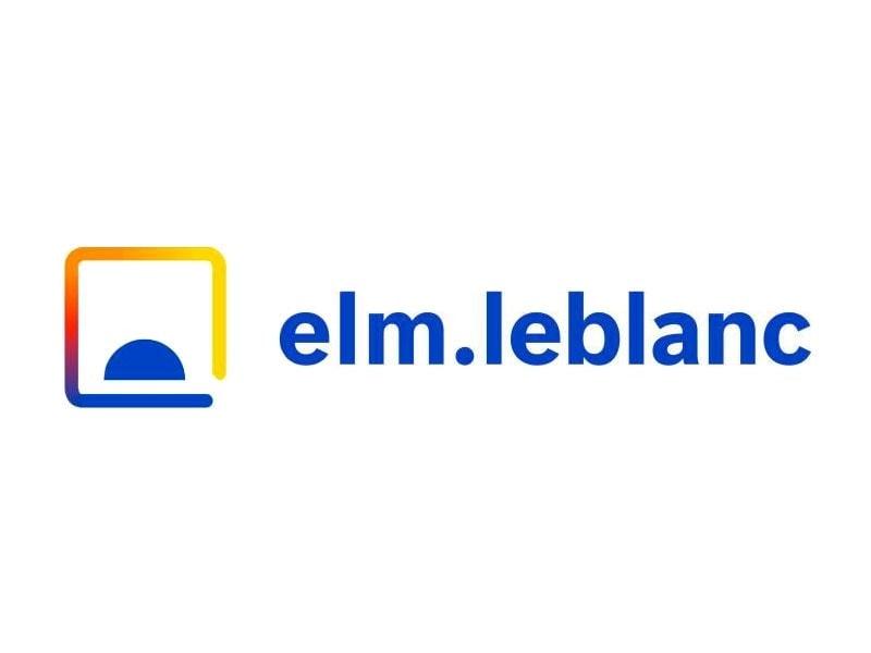 elm.leblanc se pare d'un nouveau design de marque