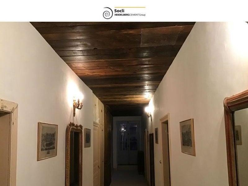 La chaux à la rescousse du château de Toulonjac en Ariège - Batiweb