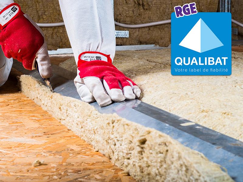 Nouvelle nomenclature 2019 QUALIBAT : aux côtés des professionnels de l'isolation engagés pour la performance énergétique des bâtiments