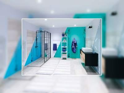 PLACO® protège la salle de bains de l'humidité avec les plaques PLACOMARINE®, HABITO® HYDRO et GLASROC® H OCEAN Batiweb
