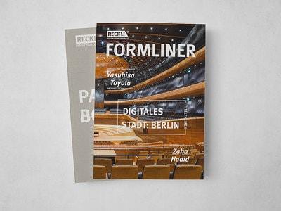 Distinctions pour FORMLINER et PATTERNBOOK Batiweb