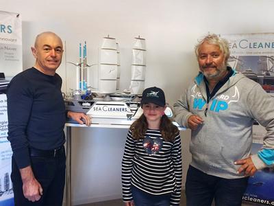 Le Groupe ELCIA lance une démarche d'entreprise autour du zéro déchet et s'engage dans le projet écologique The SeaCleaners Batiweb