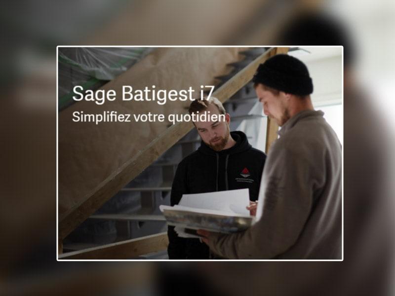 Sage Batigest i7 intègre Chorus Pro !