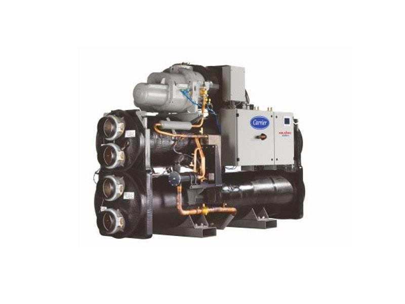 Nouvelle gamme de pompes à chaleur haute température AquaForce® PUREtecTM signée Carrier