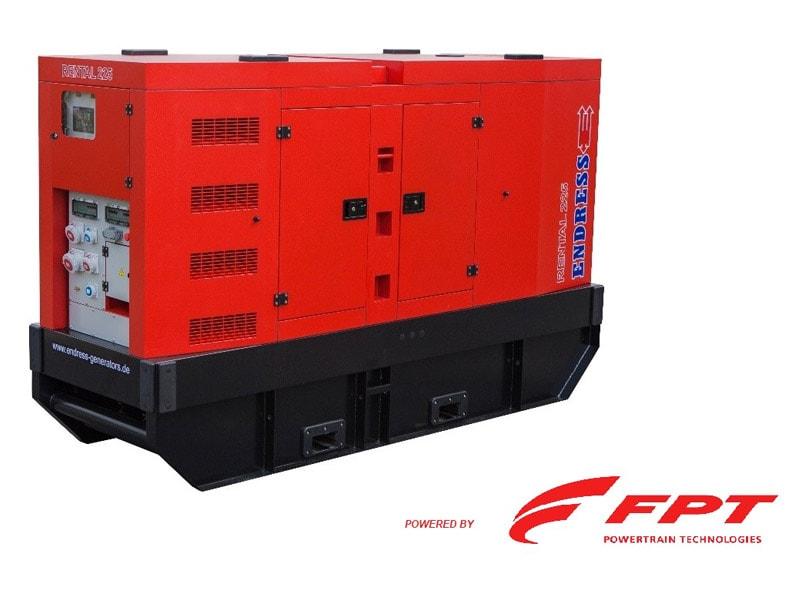 ENDRESS choisit FPT INDUSTRIAL comme partenaire énergétique pour son développement futur au salon Bauma 2019 Batiweb