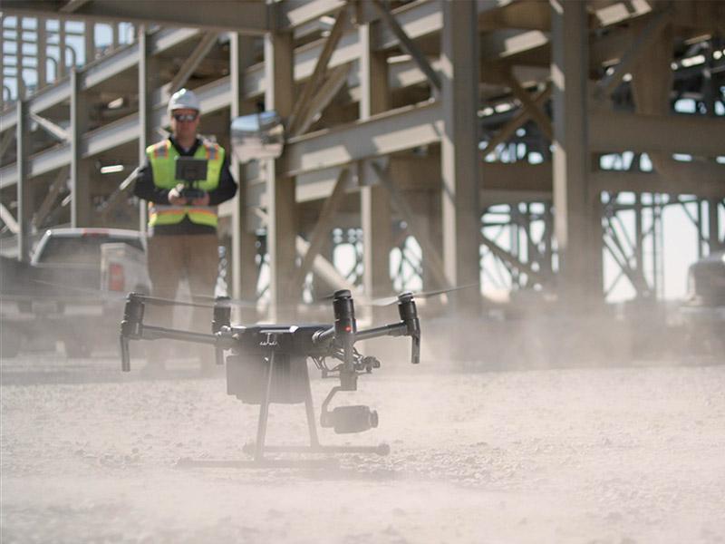FLIR finalise ses investissements stratégiques dans DroneBase