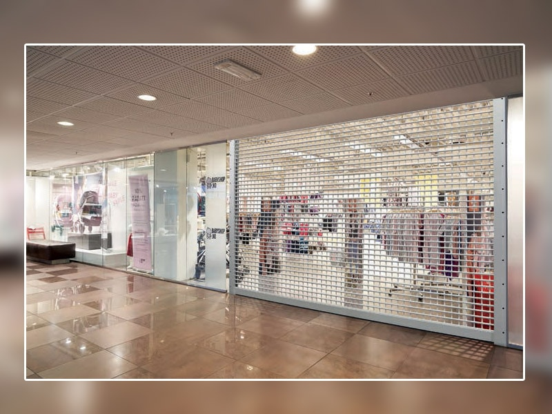 Spécial Fermeture de vitrines et de commerces ShopRoller d'Hörmann, la réponse alliant esthétique et sécurité