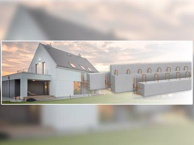 Des fondations au grenier, Rector répond aux besoins structurels des maisons et réduit les délais de construction. Batiweb